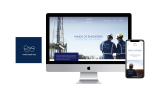 The new brand design of wintershall dea